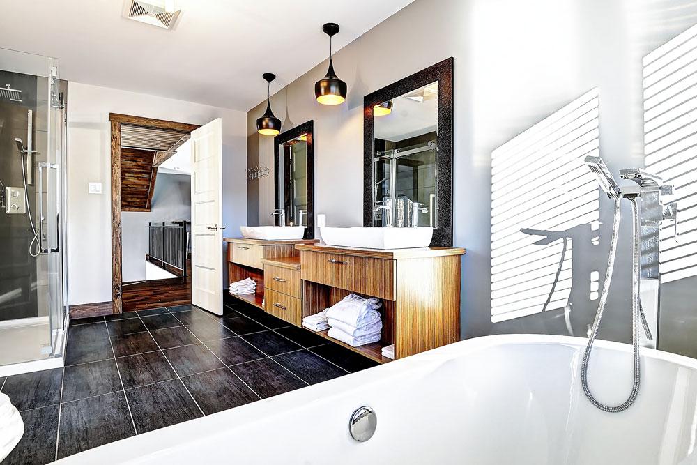 Salle de bain du 42 chemin Blanc