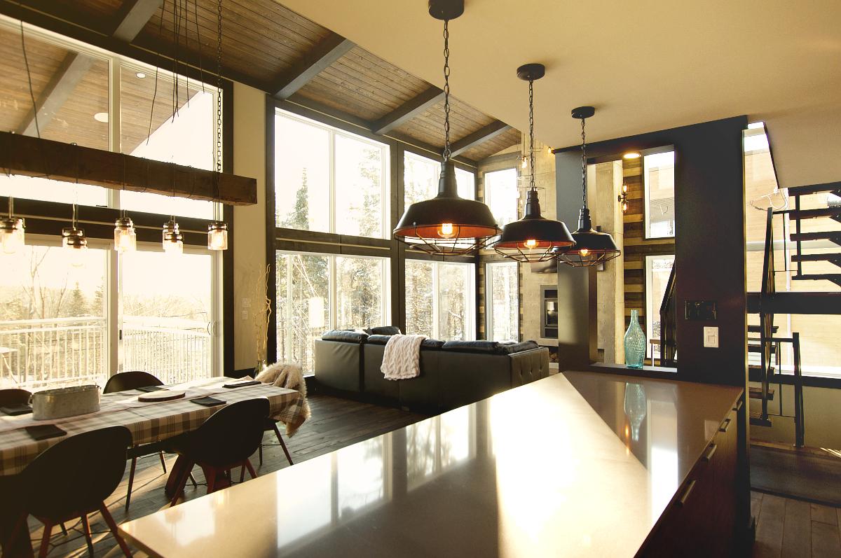 Intérieur Design Maison Leblanc