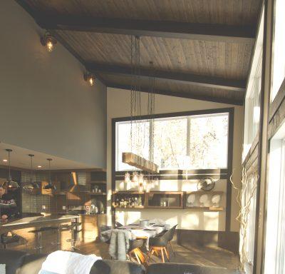 maison modèle - Lac-Beauport