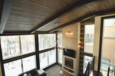 Maison modèle Lac-Beauport