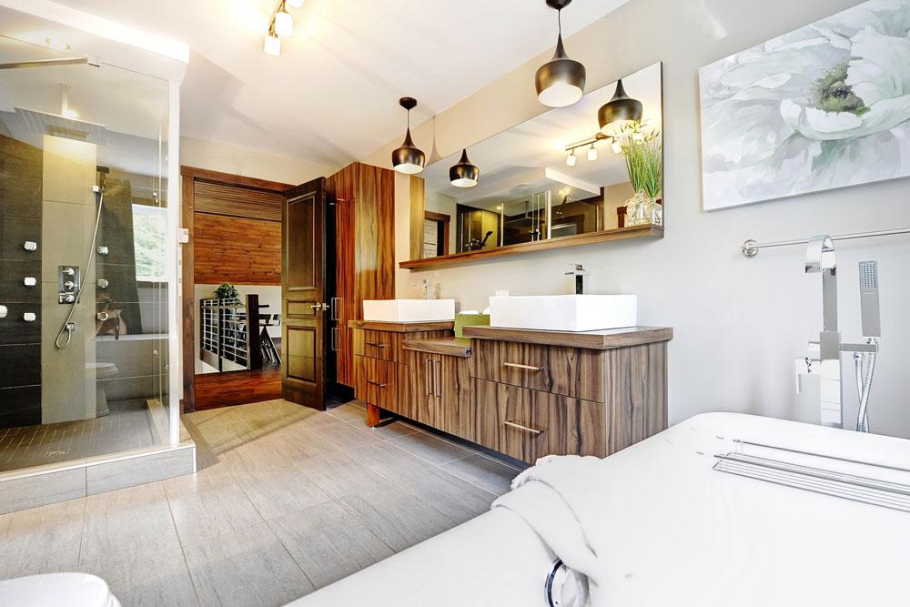 Maisons neuves Leblanc Construction - 7 chemin blanc Stoneham
