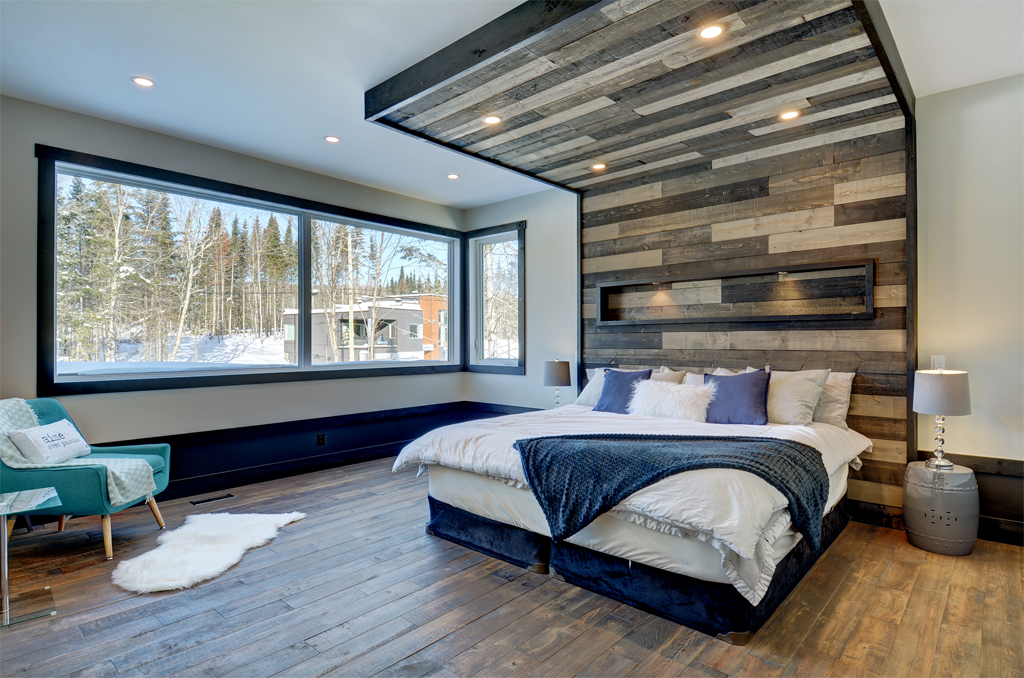 Maisons neuves Leblanc Construction - 9 de la Promenade Lac-Beauport